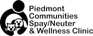 Piedmont Communities Spay/Neuter & Wellness Clinic logo