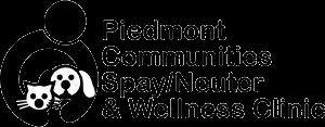 Piedmont Communities Spay/Neuter & Wellness Clinic logo